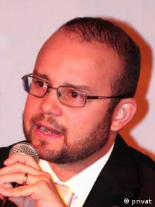 Víctor M. Mijares, académico visitante en el Instituto Alemán de Estudios Globales y Regionales (GIGA) de Hamburgo.
