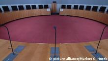 Symbolbild Ausschuss Sitzungssaal Bundestag