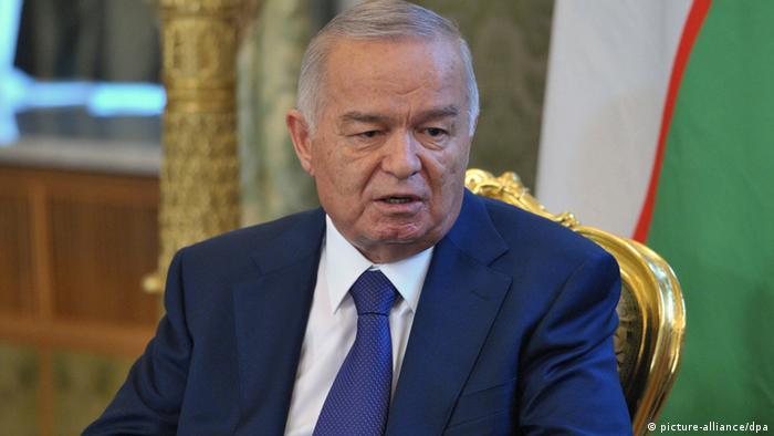 Іслам Карімов