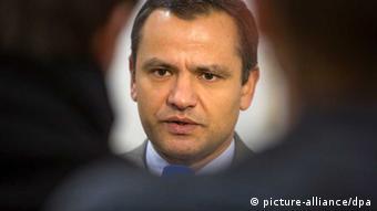 Ο πρώην βουλευτής του SPD Σεμπάστιαν Εντάτι
