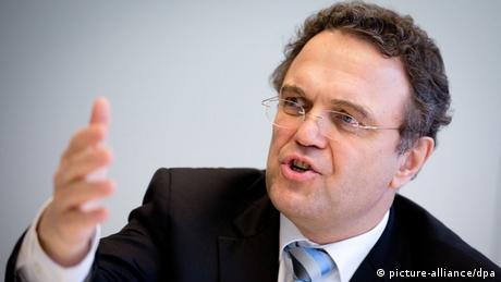 Bundeslandwirtschaftsminister Hans-Peter Friedrich