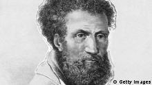 Michelangelo Buonarroti Porträt
