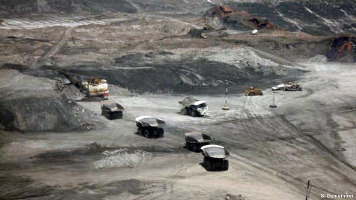 Kolumbien Mine El Cerrejón