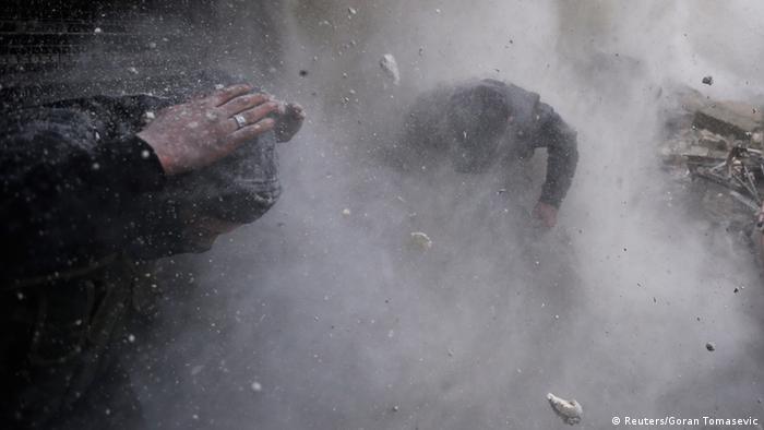 Symbolbild Syrien Gefechte