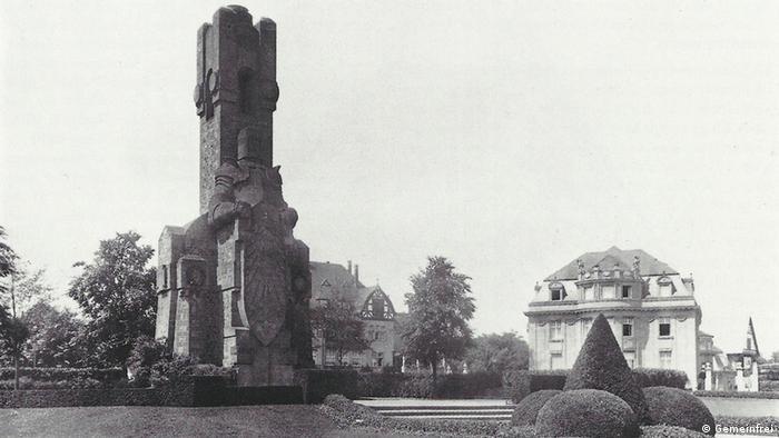Башня Бисмарка в Кельне