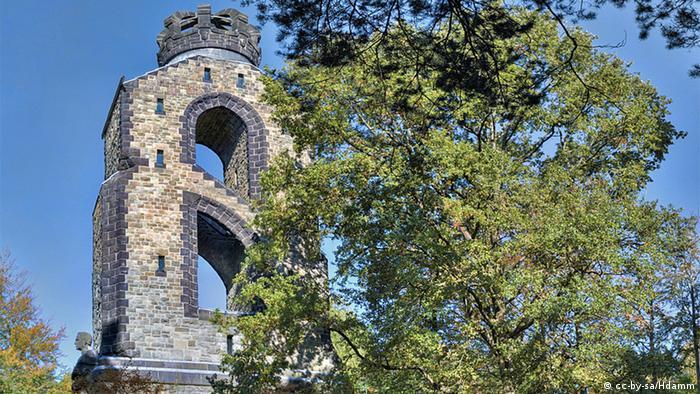 Башня Бисмарка в Ахене