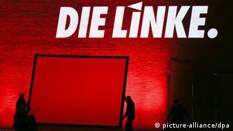 Bundesparteitag Die Linke in Hamburg