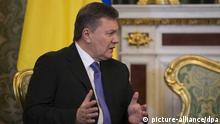 Viktor Janukowitsch / Ukraine / Präsident / Kiew