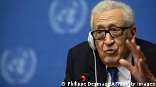 Genf Syrien-Gespräche 15.2.2014