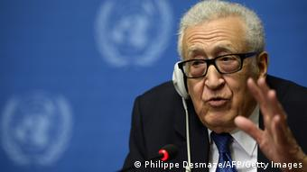 Lakhdar Brahimi (Foto: Getty Images)