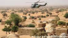 Symbolbild Afrika Sicherheit im Sahel