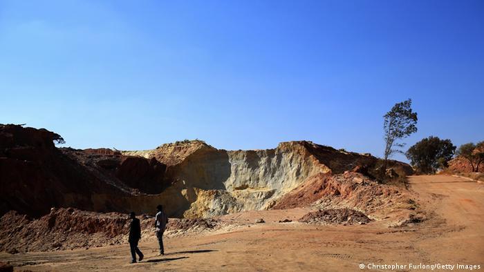 Goldmine in Johannesburg Südafrika (Foto: Getty Images)