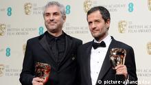 BAFTA David Heyman und Alfonso Cuaron