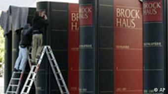 Brockhaus auf der Buchmesse