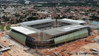 Stadien Fußball WM 2014 Brasilien Arena Pantanal
