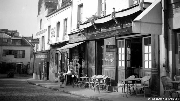Montmartre,1940s, Copyright: imago/United Archives
