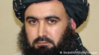 Agha Jan Mutassim, Ex-Minister des Taliban-Regimes (Foto: AFP/Getty Images)