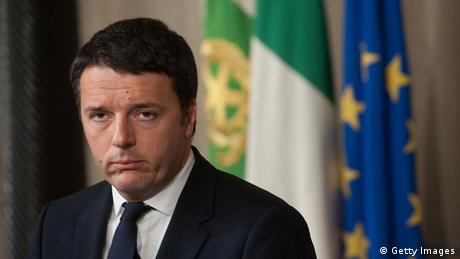 Italien Regierung Matteo Renzi 17.02.2014