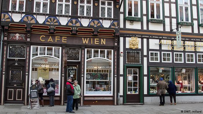 Breite Strasse in Wernigerode, Photo: DW / K. Sacks