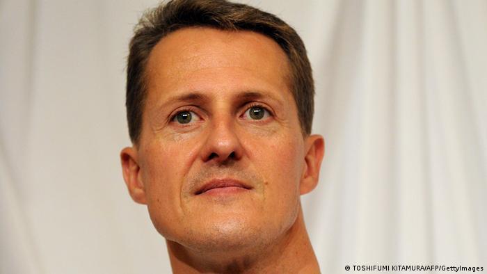 Deutschland Michael Schumacher Porträt