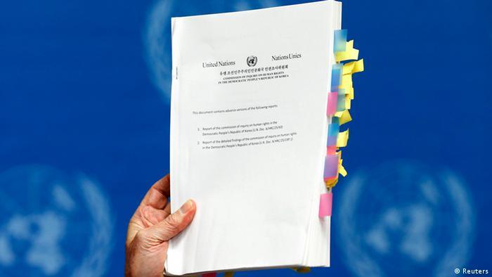 UN Bericht Menschenrechte