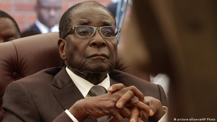 Robert Mugabe (picture-alliance/AP Photo)