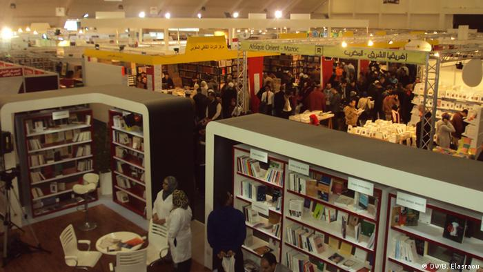 Buchmesse in Casablanca