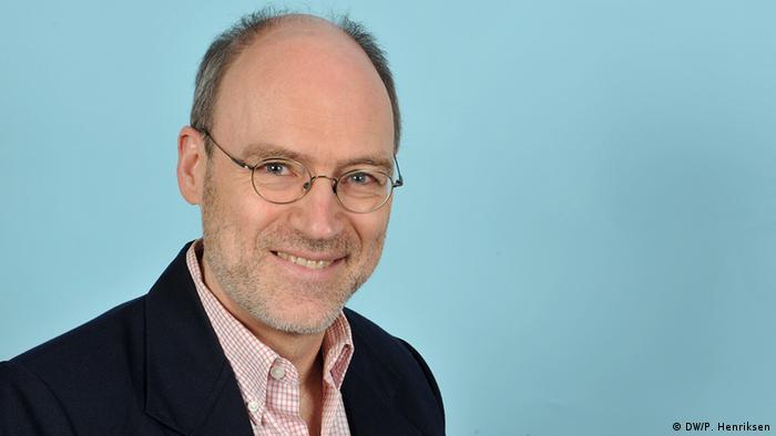 Deutsche Welle Christoph Hasselbach