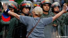 Venezuela Proteste 18.2.2014