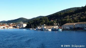 Kroatien Vela Luka Segon