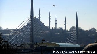 Suleymani Moschee in Istanbul (Foto: OZAN KOSE/AFP/Getty Images)