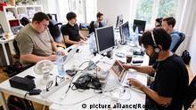 Startup-Unternehmen EyeEm