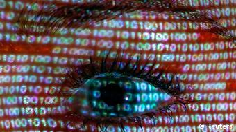 Symbolbild NSA Spähaffäre (Reuters)
