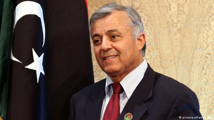 الرئيس الثاني والأخير للمؤتمر الوطني العام في ليبيا نوري أبو سهمين