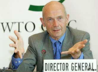 Šef WTO-a Pascal Lamy.