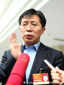 Ji Wenlin Vize-Gouverneur Hainan Provinz Archiv 2012