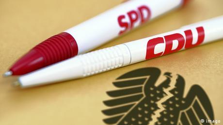 Αναβρασμός σε SPD και CDU