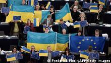 Europaparlament Unterstützung Ukraine Archiv 2013