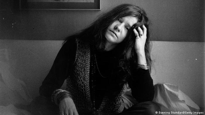 Janis Joplin (Getty Images)