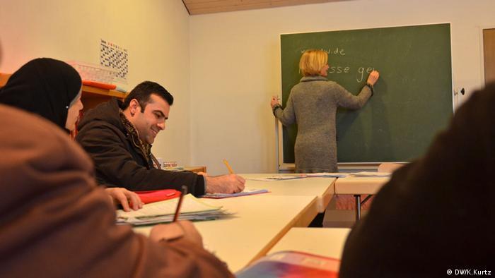 Klassenzimmer (Foto: Katharina Kurtz)