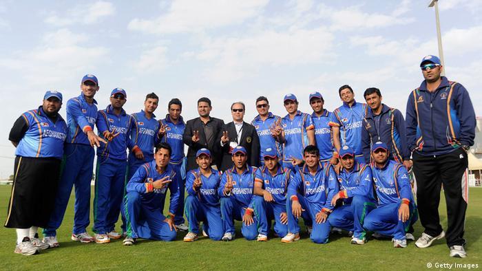 تیم ملی کریکیت زیر 19 سال افغانستان