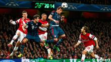 Arsenal FC vs Bayern Munich