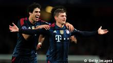 Arsenal FC vs Bayern Munich
