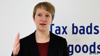 Ekolojik-Sosyal Piyasa Ekonomisi Forumu'ndan Swantje Küchler
