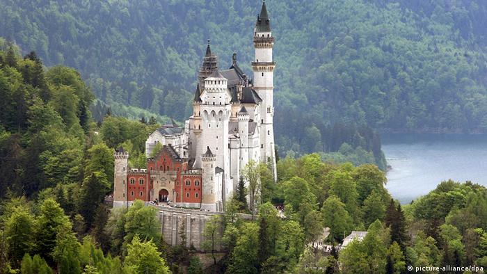 A origem do nome Neuschwanstein