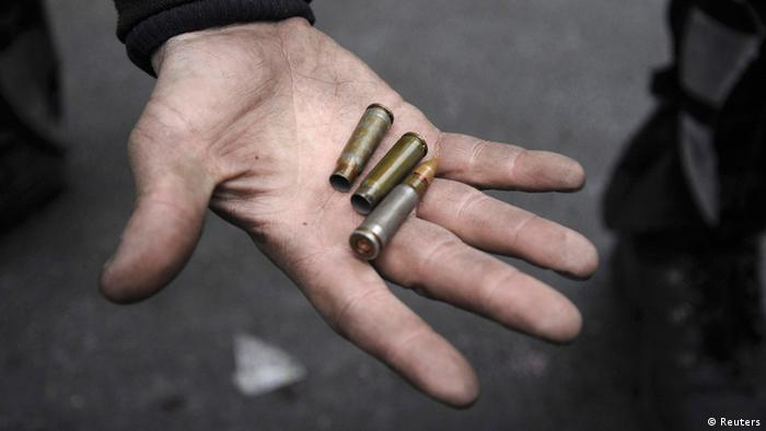 20 лютого 2014 року на Майдані в Києві беркутівці розстріляли десятки людей