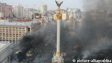 Unruhen in Kiew