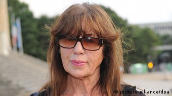 Regisseurin May Spils (Foto: Ursula Düren/dpa)