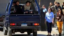 Prozess gegen Al-Dschasira-Mitarbeiter in Ägypten 20.02.2014