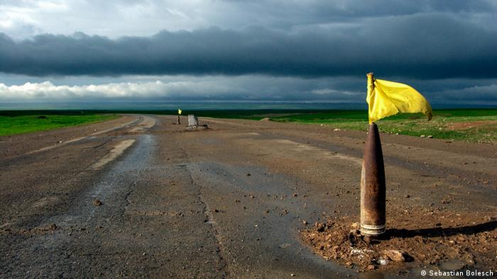 Straße im Irak